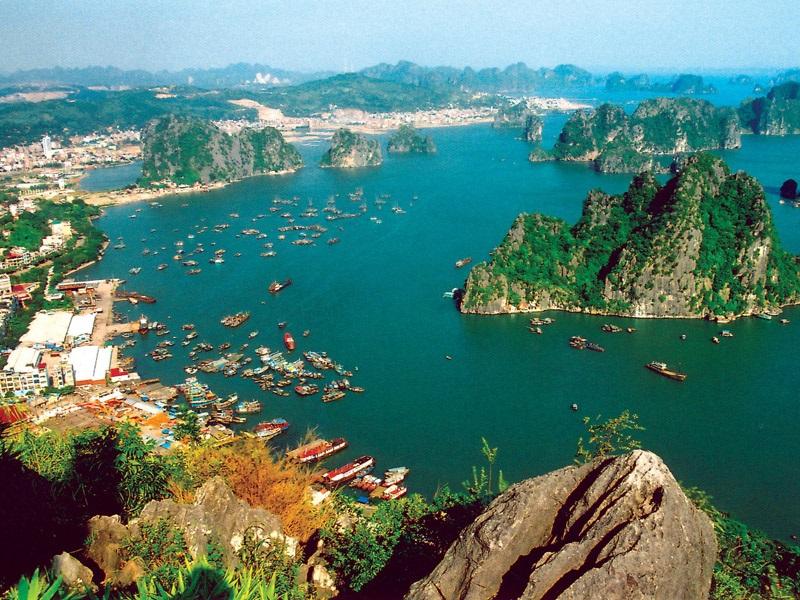 Бухта Халонг Вьетнам