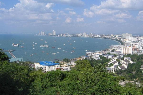 Паттая Таиланд